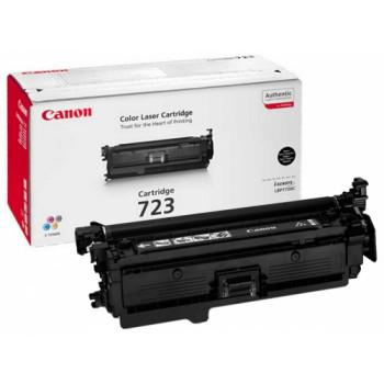 Заправка картриджа CANON 723 черный для LBP 7750Cdn