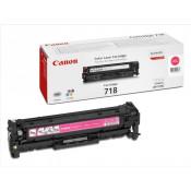 Заправка картриджа CANON 718 пурпурный для LBP7200C/MF8330/MF8350/MF8360/MF8540