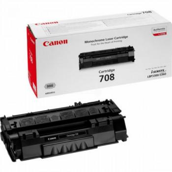 Заправка картриджа CANON 708 для LBP-3300