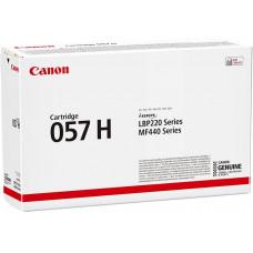 Заправка картриджа Canon 057H для Canon i-SENSYS LBP223dw/ 226dw /228x  MF443dw / 445dw / 446x / 449x