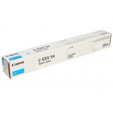 Заправка картриджа Canon C-EXV54c голубой для Canon iR C3025/ C3125i