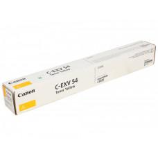 Заправка картриджа Canon C-EXV54y желтый для Canon iR C3025/ C3125i