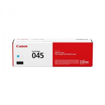 Заправка картриджа CANON 045 (cyan) синий для i-SENSYS LBP611Cn /LBP613Cdw / MF631Cn / MF633Cdw / MF635Cx