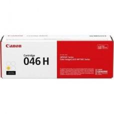 Заправка картриджа CANON 046H (yellow) желтый для i-SENSYS MF732Cdw / MF734Cdw / MF735Cx / LBP653Cdw / LBP654Cx
