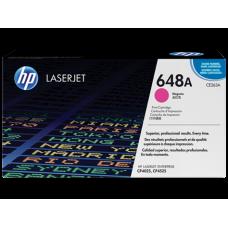 Заправка картриджа HP CE263A (648A) пурпурный magenta для HP CLJ CP4025/CP4525