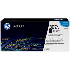 Заправка картриджа HP CE740A (307A) black черный для HP CLJ CP5225