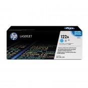 Заправка картриджа HP Q3961A (122A) голубой cyan для HP CLJ 2550 / 2550L / 2550n /2550Ln/ 2820 / 2830 / 2840