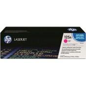 Заправка картриджа HP CB543A (125A) пурпурный magenta для HP CLJ CP1215/1515