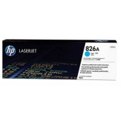 Заправка картриджа HP CF311A (826A) голубой cyan для HP CLJ Enterprise M855