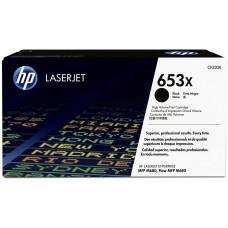 Заправка картриджа HP CF320X (652X)  black черный для HP CLJ Enterprise M651 / M680