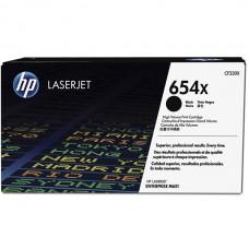 Заправка картриджа HP CF330X (654X)  black черный для HP CLJ Enterprise M651