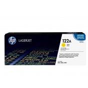 Заправка картриджа HP Q3962A (122A) желтый yellow для HP CLJ 2550 / 2550L / 2550n /2550Ln/ 2820 / 2830 / 2840