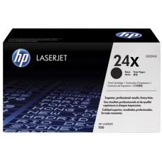 Заправка картриджа HP Q2624X (24X) для HP LJ 1150