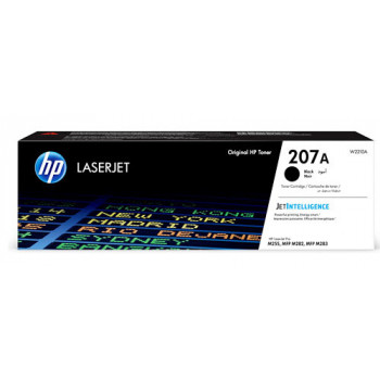 Заправка картриджа HP W2210A (207A)  black черный для HP LJ Pro M255dw/ M282/ M283