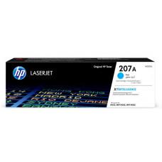 Заправка картриджа HP W2211A (207A) голубой cyan для HP LJ Pro M255dw/ M282/ M283