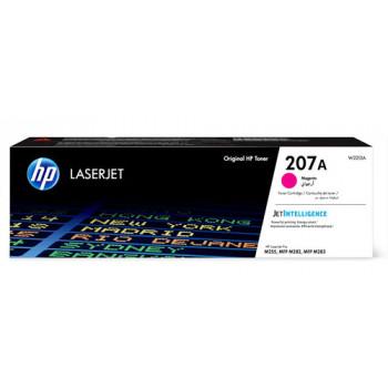 Заправка картриджа HP W2213A (207A) пурпурный magenta для HP LJ Pro M255dw/ M282/ M283