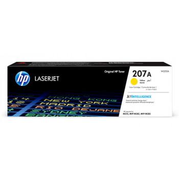 Заправка картриджа HP W2212A (207A) желтый yellow для HP LJ Pro M255dw/ M282/ M283
