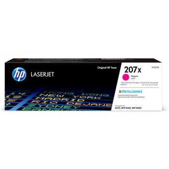 Заправка картриджа HP W2213X (207X) пурпурный magenta для HP LJ Pro M255dw/ M282/ M283