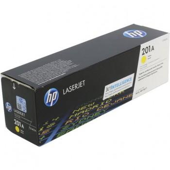 Заправка картриджа HP CLJ Pro CF402A (201A) желтый yellow для HP LJ Pro M252/MFP M277