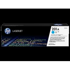 Заправка картриджа HP CLJ Pro CF401A (201A) голубой cyan для HP LJ Pro M252/MFP M277