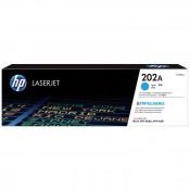 Заправка картриджа CF501A (202A) голубой cyan для HP CLJ Pro M254dw / M280nw / M281fdn