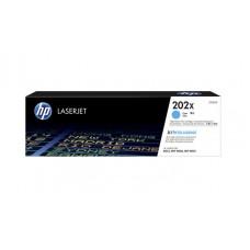 Заправка картриджа CF501X (202X) голубой cyan для HP CLJ Pro M254dw / M280nw / M281fdn