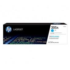 Заправка картриджа HP CF531A (205A) голубой cyan для HP Color LaserJet Pro M180n / M181fw