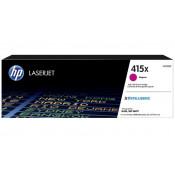 Заправка картриджа HP W2033X (415X) пурпурный magenta для HP LJ Pro M454/M479 mfp
