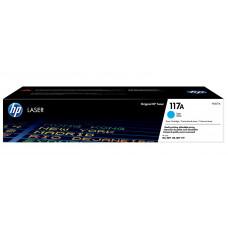 Заправка картриджа Hp 117A W2071A cyan для Hp CL 150a/nw, 178nw, 179fnw