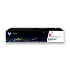 Заправка картриджа Hp 117A W2073A magenta для Hp CL 150a/nw, 178nw, 179fnw