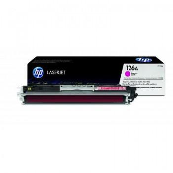 Заправка картриджа HP CE313A (126A) пурпурный magenta для HP CLJ CP1025 /M175 /M275