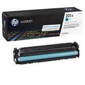 Заправка картриджа HP CLJ Pro CF401X  (201X) синий cyan для HP LJ Pro M252/MFP M277