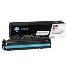 Заправка картриджа HP CLJ Pro CF403X  (201X) пурпурный magenta для HP LJ Pro M252/MFP M277