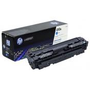 Заправка картриджа HP CLJ Pro CF411A (410A) голубой cyan для HP LJ Pro M452/M477/M377