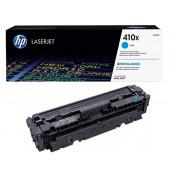Заправка картриджа HP CLJ Pro CF411X (410X) голубой cyan для HP LJ Pro M452/M477/M377