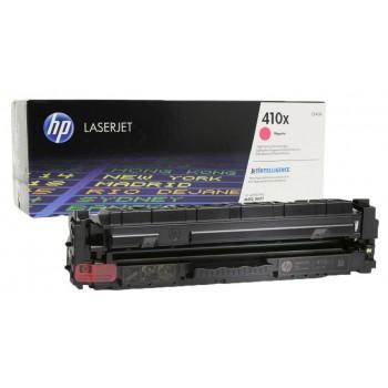 Заправка картриджа HP CLJ Pro CF413X (410X) пурпурный magenta для HP LJ Pro M452/M477/M377
