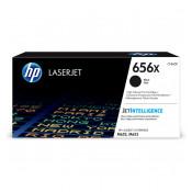 Заправка картриджа HP CF460X (656X)  black черный для HP CLJ Enterprise M652 /M653