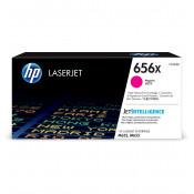Заправка картриджа HP CF463X (656X) пурпурный magenta для HP CLJ Enterprise M652 /M653