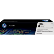 Заправка картриджа HP CE310A (126A)  black черный для HP CLJ CP1025