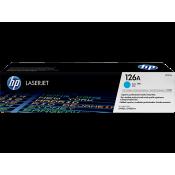 Заправка картриджа HP CE311A (126A) голубой cyan для HP CLJ CP1025