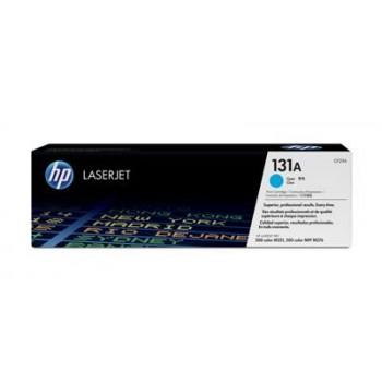Заправка картриджа HP CF211A (№131A) голубой cyan для HP LJ Color M251/276