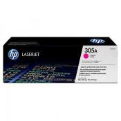 Заправка картриджа HP CE413A (305A) пурпурный magenta для HP LJ Color M351/451