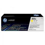 Заправка картриджа HP CE412A (305A) желтый yellow для HP LJ Color M351/451