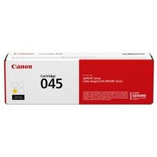 Заправка картриджа CANON 045 (yellow) желтый для i-SENSYS LBP611Cn /LBP613Cdw / MF631Cn / MF633Cdw / MF635Cx