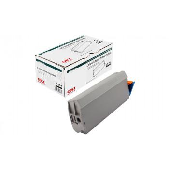 Заправка картриджа  OKI 41963086/41963008 10k черный для C7100/C7300/C7350/C7500