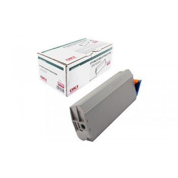 Заправка картриджа  OKI 41963084/41963006 10k пурпурный для C7100/C7300/C7350/C7500