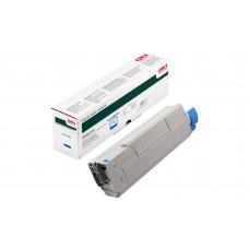 Заправка картриджа  OKI 43381923/43381907 2k голубой для C5600/C5700
