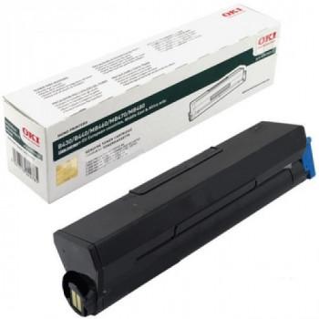 Заправка картриджа  OKI 43979211/43979202 7k B410/B430/B440/MB400/MB460/MB470/MB480