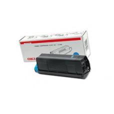 Заправка картриджа  OKI 42804576/42804515 3k голубой  для C3100/C3200