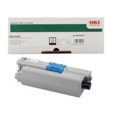 Заправка картриджа  OKI 44973544/44973536 2.2k черный для C301/C321/MC332/MC342